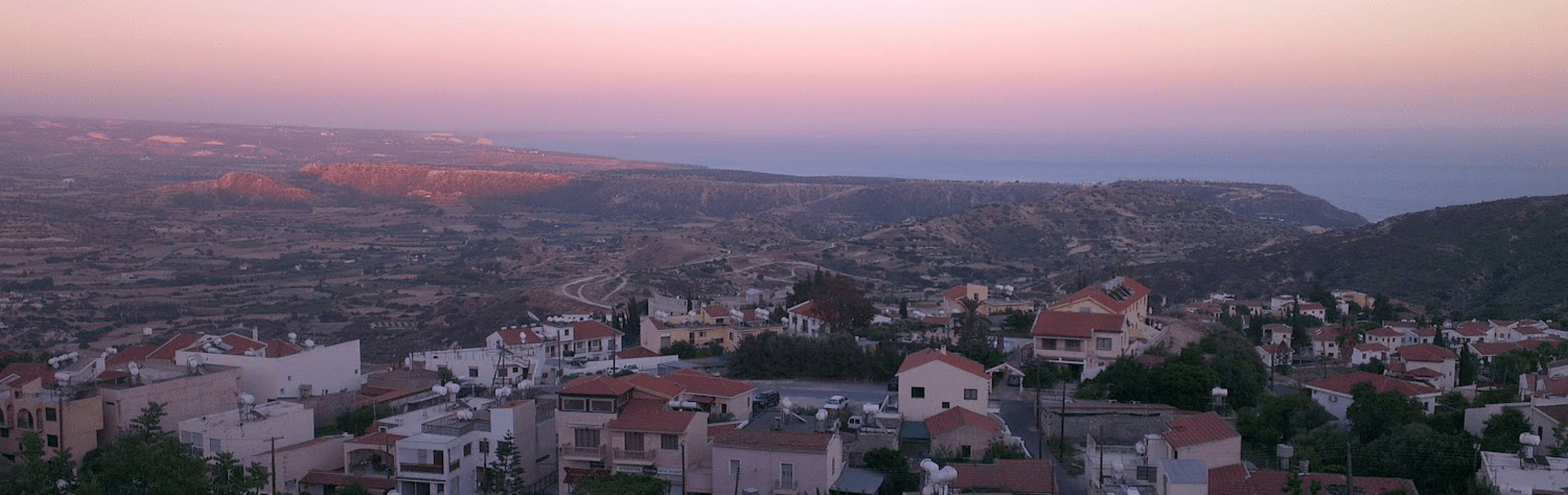 Pissouri Village