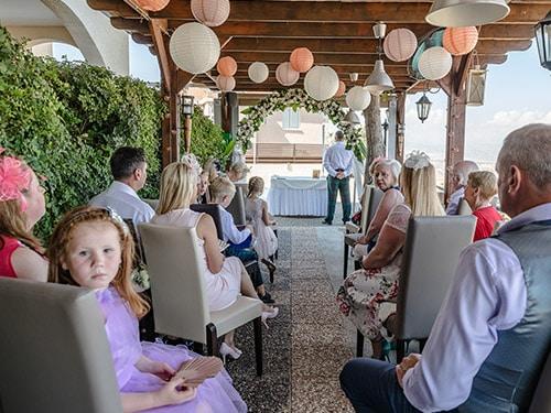 pissouri weddings