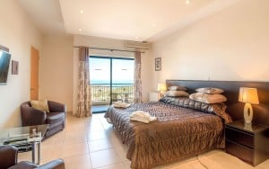 Panorama Studio Apartment Pissouri
