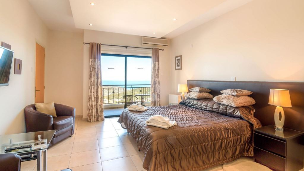 Panorama Studio Apartment Pissouri Wide