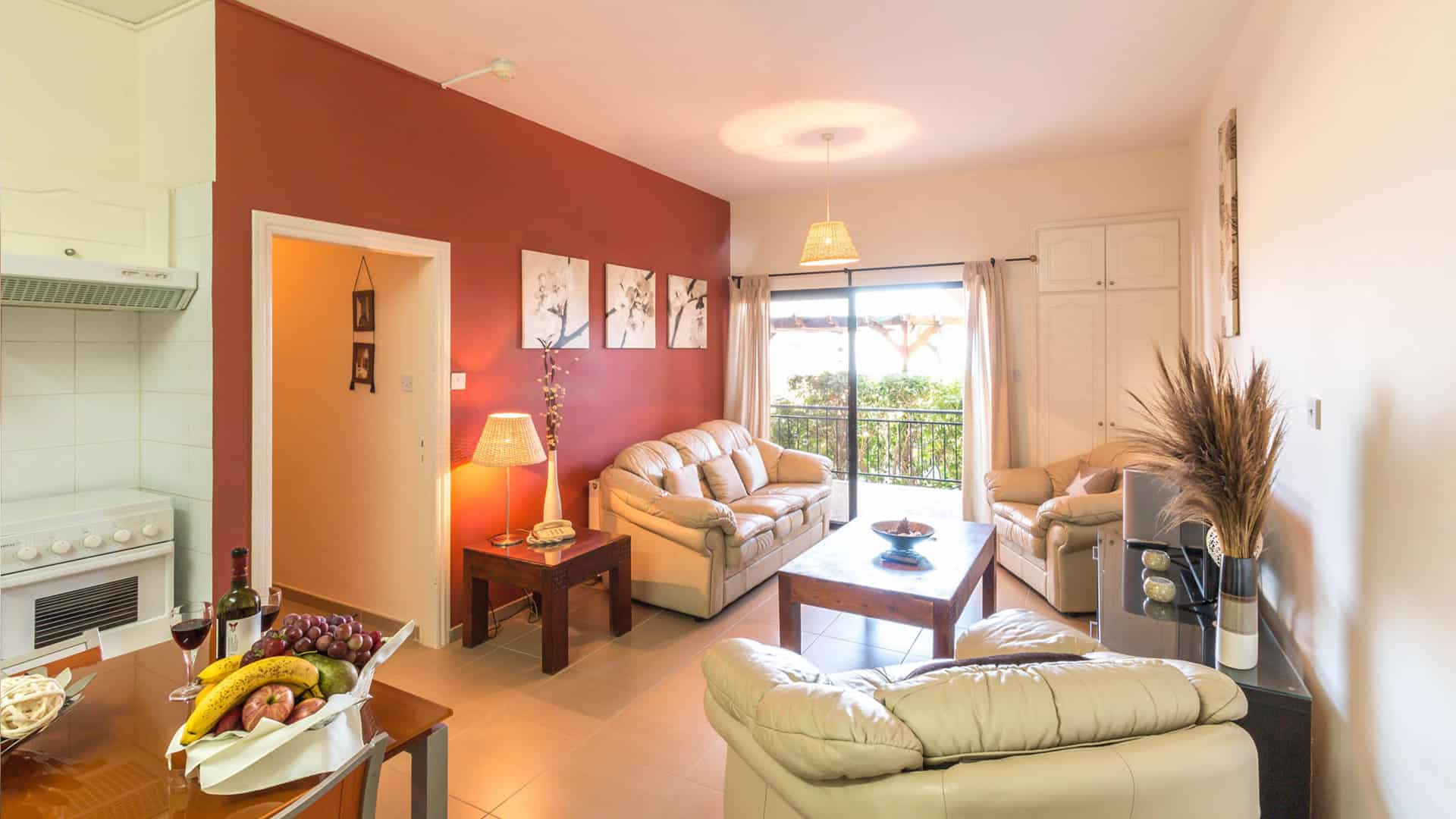 Standard Two bedroom apartment